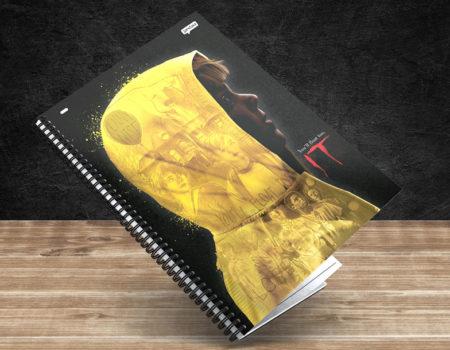 Linha de Cadernos: It – A Coisa – Jandaia