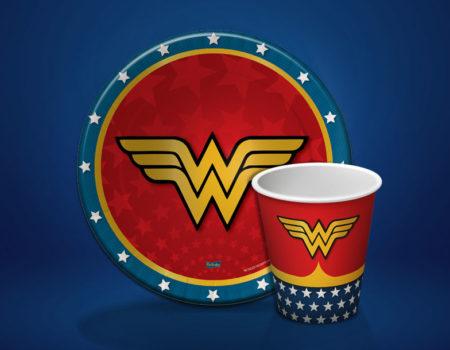 Linha Wonder Woman – Festcolor